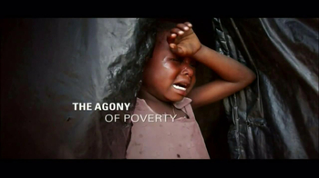 UNICEF TV Spot, \'The Face of Poverty\'