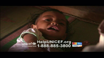 UNICEF TV Spot, 'The Face of Poverty' - Thumbnail 6