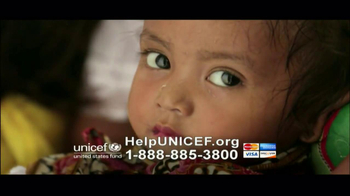 UNICEF TV Spot, 'The Face of Poverty' - Thumbnail 7