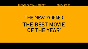 The Wolf of Wall Street - Alternate Trailer 11