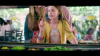 Subway TV Spot, 'Frozen' - 570 commercial airings