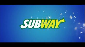 Subway TV Spot, 'Frozen' - Thumbnail 2