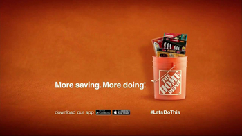 The Home Depot TV Spot, 'Let's Do Gifts' - Thumbnail 10