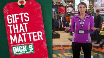 Dick\'s Sporting Goods TV Spot, \'Gifts that Matter\'