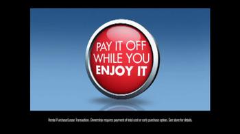 Rent-A-Center TV Spot, 'Fridge Decorations' - Thumbnail 10