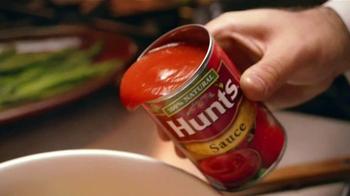Hunt's Tomato Sauce TV Spot, 'Jorgito' [Spanish] - Thumbnail 7