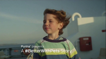Purina TV Spot, 'Better with Pets' - Thumbnail 1