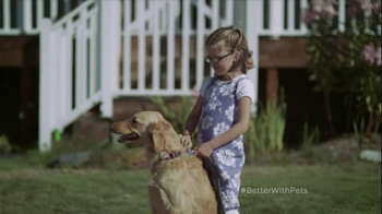 Purina TV Spot, 'Better with Pets' - Thumbnail 3