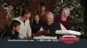 Omaha Steaks TV Spot, 'Holiday Gifts'