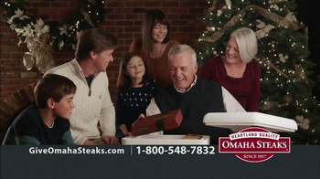 Omaha Steaks TV Spot, 'Holiday Gifts' - Thumbnail 2