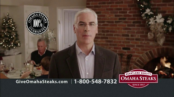 Omaha Steaks TV Spot, 'Holiday Gifts' - Thumbnail 4