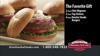 Omaha Steaks TV Spot, 'Holiday Gifts' - Thumbnail 6