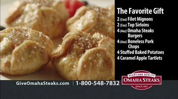 Omaha Steaks TV Spot, 'Holiday Gifts' - Thumbnail 7