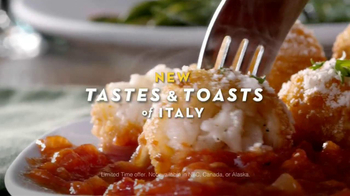 Olive Garden Tastes and Toasts of Italy TV Spot - Thumbnail 3