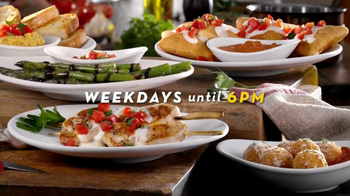 Olive Garden Tastes and Toasts of Italy TV Spot - Thumbnail 8