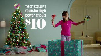 Target TV Spot, 'Facebook Thanks'
