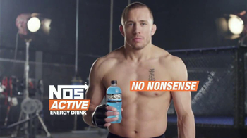 NOS Active TV Spot, 'Angel' Featuring Georges St-Pierre - Thumbnail 9