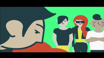 Above the Influence TV Spot, 'Made by Geena' - Thumbnail 9