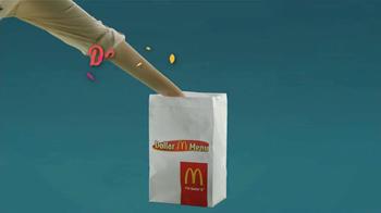 McDonald's Dollar Menu TV Spot, 'Mañanas' [Spanish] - Thumbnail 1