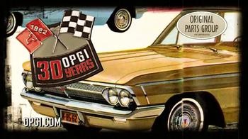 OPGI Original Parts Group Inc TV Spot, 'Cutlass, Free Catalog' - Thumbnail 3