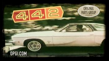 OPGI Original Parts Group Inc TV Spot, 'Cutlass, Free Catalog' - Thumbnail 4