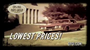 OPGI Original Parts Group Inc TV Spot, 'Cutlass, Free Catalog' - Thumbnail 6