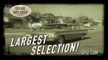 OPGI Original Parts Group Inc TV Spot, 'Cutlass, Free Catalog' - Thumbnail 7