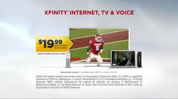 Xfinity Internet, TV and Voice TV Spot, 'Unwrap the Best' - Thumbnail 3