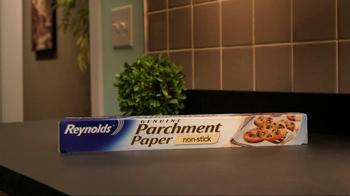 Reynolds Parchment Paper TV Spot, 'Christmas Cookies' - Thumbnail 1