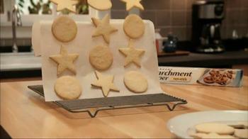 Reynolds Parchment Paper TV Spot, 'Christmas Cookies' - Thumbnail 10