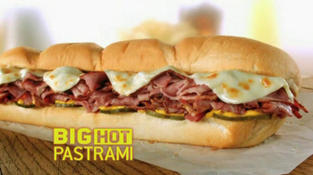 Subway Pastrami TV Spot, 'Bring on the Flavor' Feat. Robert Griffin III - Thumbnail 5