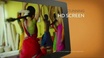 Amazon Kindle Fire HD TV Spot, Song by The New Division - Thumbnail 3