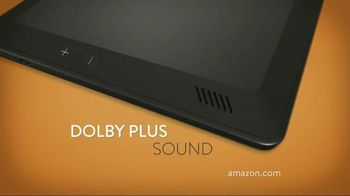 Amazon Kindle Fire HD TV Spot, Song by The New Division - Thumbnail 7