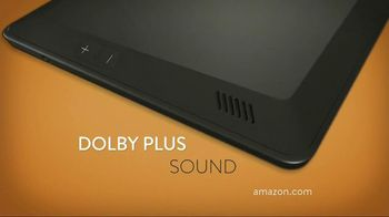 Amazon Kindle Fire HD TV Spot, Song by The New Division - Thumbnail 8