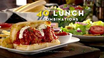Olive Garden Italiano Burger TV Spot - Thumbnail 10