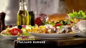 Olive Garden Italiano Burger TV Spot - Thumbnail 2