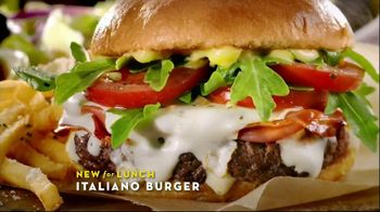 Olive Garden Italiano Burger TV Spot - Thumbnail 8