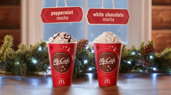 McDonald's McCafe White Chocolate Mocha TV Spot, 'Scene' - Thumbnail 8