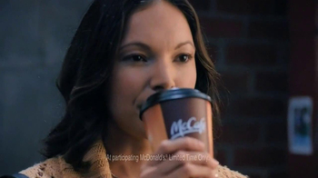 McDonald's McCafe White Chocolate Mocha TV Spot, 'Scene' - Thumbnail 3
