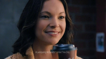 McDonald's McCafe White Chocolate Mocha TV Spot, 'Scene' - Thumbnail 4