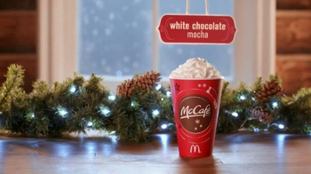 McDonald's McCafe White Chocolate Mocha TV Spot, 'Scene' - Thumbnail 7