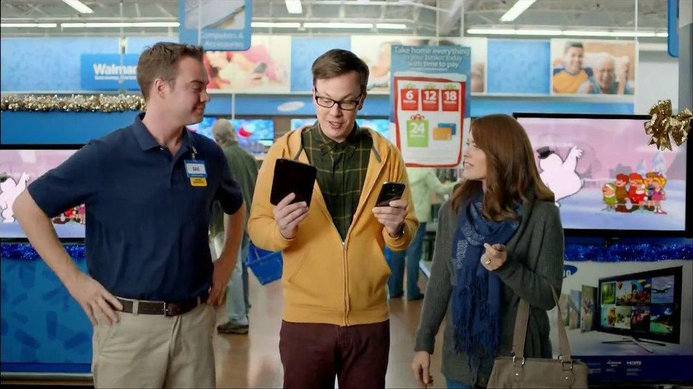 Walmart Credit Card Tv Commercial Own The Season Ispot Tv