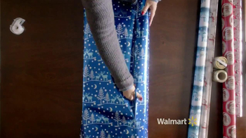 Walmart TV Spot, 'Master Gift Wrapper' - Thumbnail 3