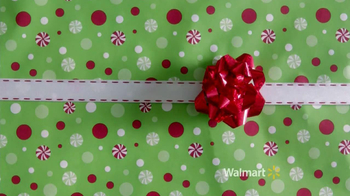 Walmart TV Spot, 'Master Gift Wrapper' - Thumbnail 4