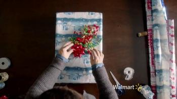 Walmart TV Spot, 'Master Gift Wrapper' - Thumbnail 5