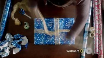 Walmart TV Spot, 'Master Gift Wrapper' - Thumbnail 6