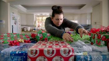 Walmart TV Spot, 'Master Gift Wrapper' - Thumbnail 9