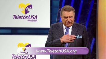Teletón USA TV Spot Con Don Francisco [Spanish]