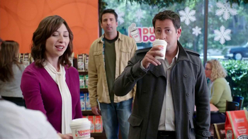 Dunkin' Donuts Roasted Coffee TV Spot, 'Inspiration' - Thumbnail 1