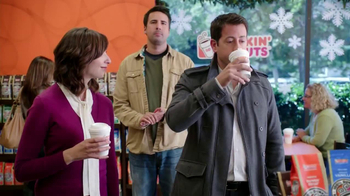 Dunkin' Donuts Roasted Coffee TV Spot, 'Inspiration' - 1431 commercial airings